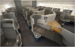 773 Business Class Bed