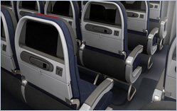 773 Main Cabin Seats
