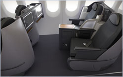 A321 Transcon Business Class Side