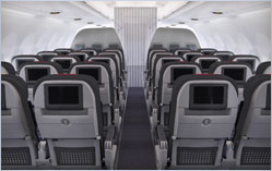 A321 Transcon Main Cabin Back